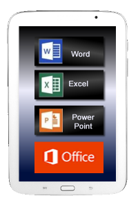 office fürs Smartphone